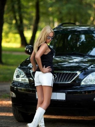 Alisa (25) в Москва кинки эскорт - Фото: 4