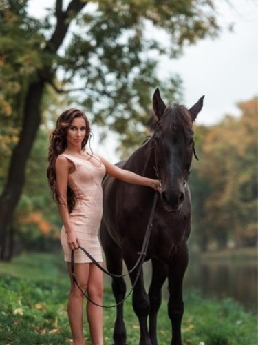 Eva (25) в Санкт-Петербург эскорт - Фото: 5