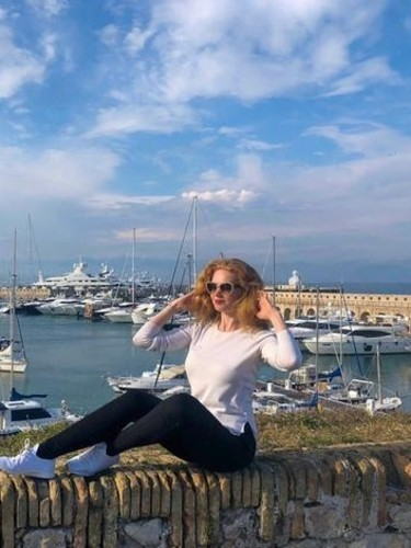 Lana (25) в Санкт-Петербург кинки эскорт - Фото: 7