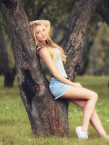 Kira (19) в Москва эскорт - Фото: 3