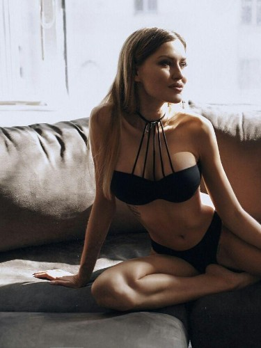 Gigi (22) в Москва кинки эскорт - Фото: 5