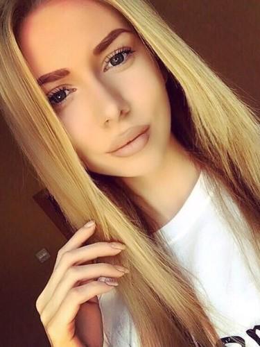 Anna (19) в Санкт-Петербург эскорт - Фото: 5