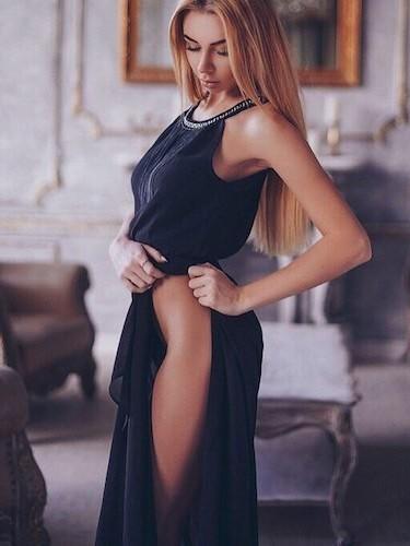 Anna (19) в Санкт-Петербург эскорт - Фото: 3