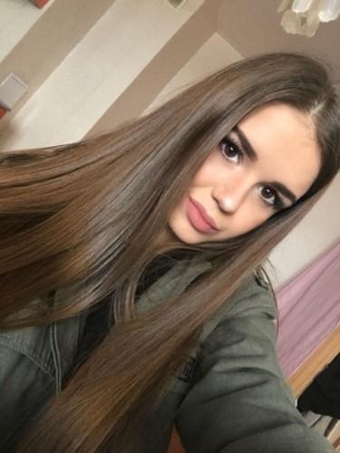 Alina (18) в Санкт-Петербург эскорт - Фото: 3