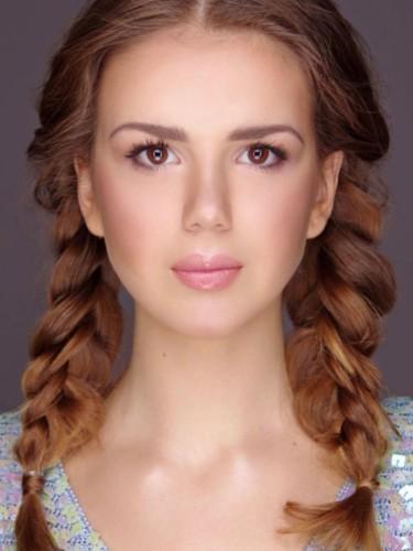 Alina (18) в Санкт-Петербург эскорт - Фото: 1