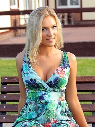 Masha (22) в Москва кинки эскорт - Фото: 1