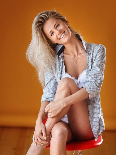 Tomila (18) в Санкт-Петербург эскорт - Фото: 5