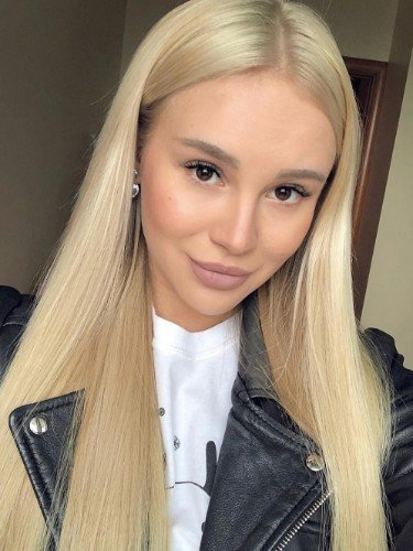 Nastya (24) в Москва кинки эскорт - Фото: 1