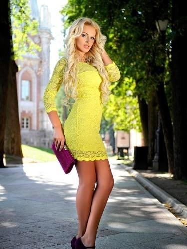 Marina (22) в Санкт-Петербург кинки эскорт - Фото: 6