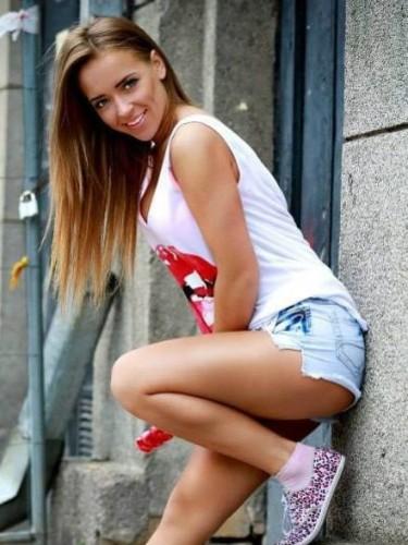 Monika (20) в Санкт-Петербург кинки эскорт - Фото: 4