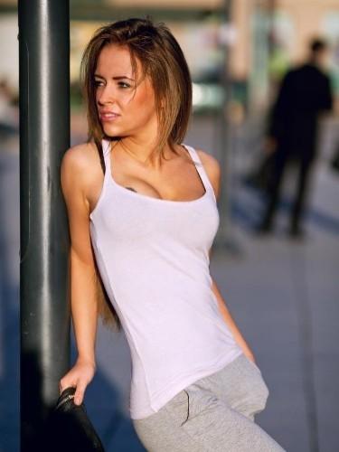 Monika (20) в Санкт-Петербург кинки эскорт - Фото: 5
