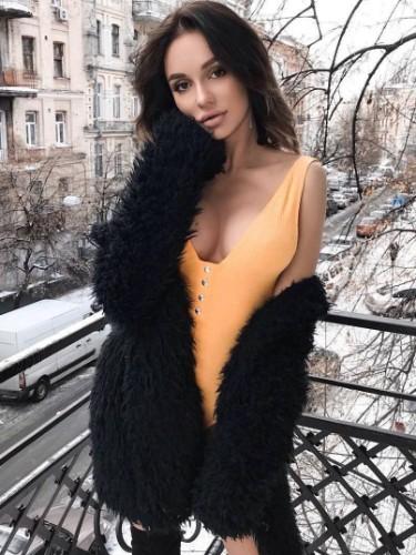 Carolina (24) в Санкт-Петербург кинки эскорт - Фото: 7