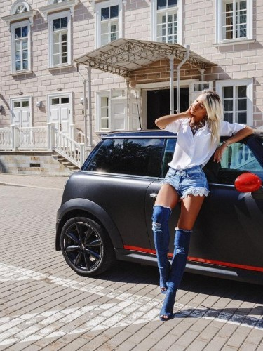 Elizaveta (23) в Санкт-Петербург кинки эскорт - Фото: 3