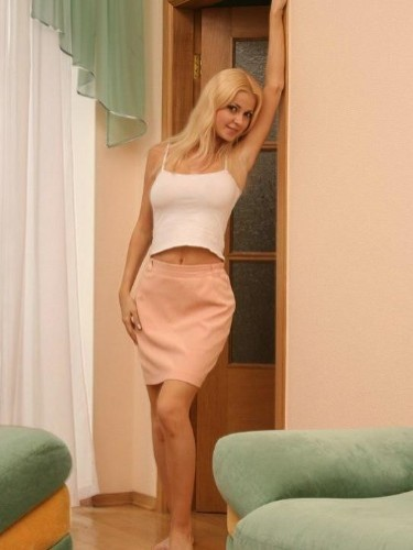 Alla (23) в Санкт-Петербург эскорт - Фото: 1