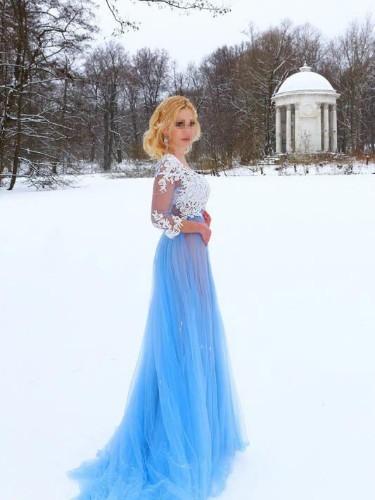 Monika (21) в Санкт-Петербург эскорт - Фото: 3