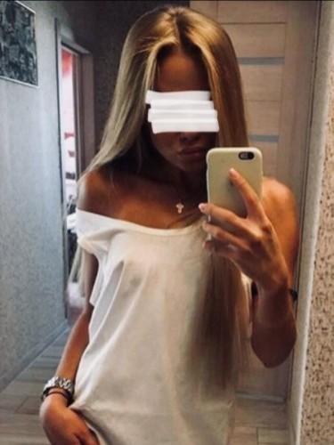 Margo (25) в Санкт-Петербург эскорт - Фото: 3