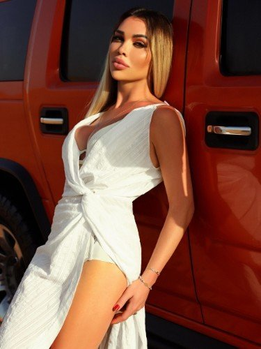 Darina (23) в Москва эскорт транс - Фото: 5