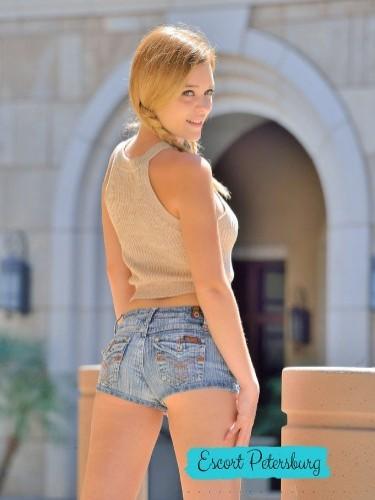 Regina (22) в Санкт-Петербург эскорт - Фото: 4