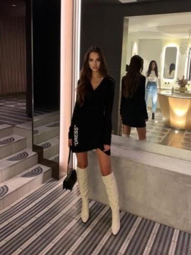 Angelina (25) в Санкт-Петербург эскорт - Фото: 3