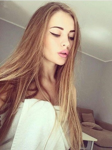 Alena (23) в Санкт-Петербург эскорт - Фото: 5