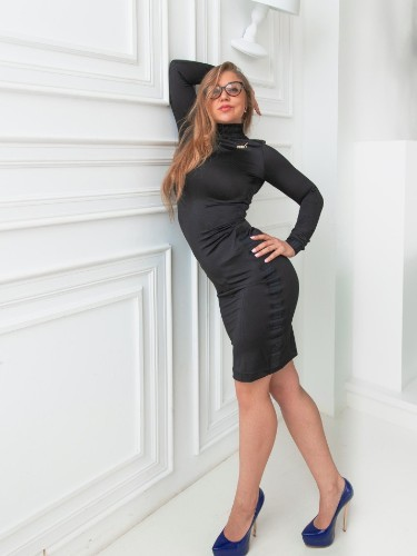 Anastasia (25) в Санкт-Петербург эскорт - Фото: 5