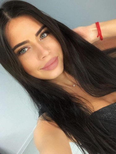 Luba (24) в Москва эскорт - Фото: 3