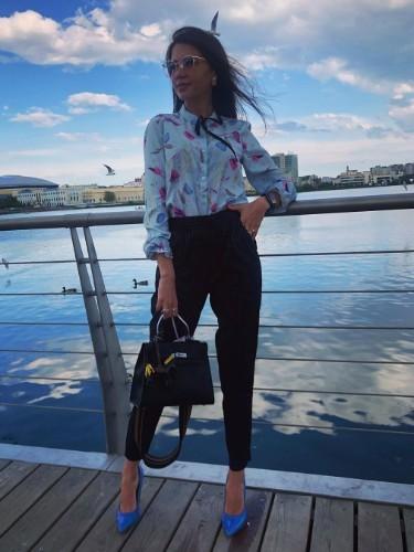 Luba (24) в Москва эскорт - Фото: 5