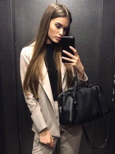 Olya (23) в Санкт-Петербург эскорт - Фото: 5