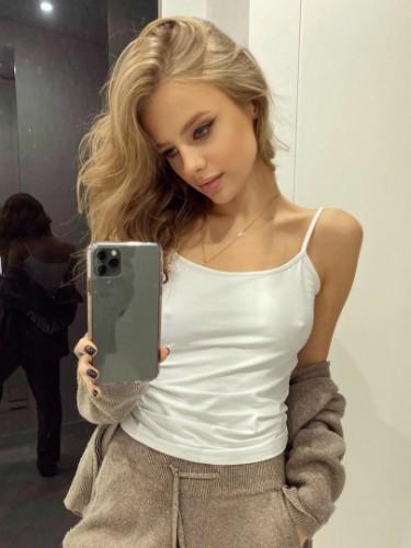 Nastya (18) в Санкт-Петербург эскорт - Фото: 5