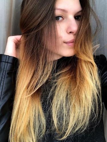 Iren (22) в Санкт-Петербург эскорт - Фото: 4