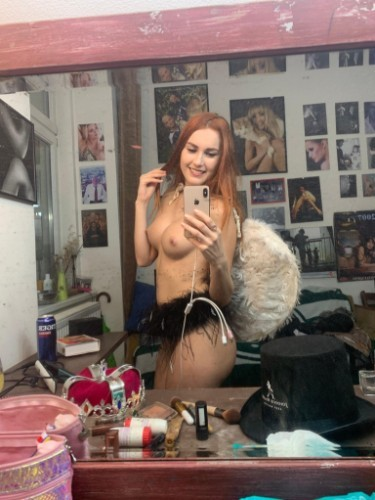 Sex ad by kinky escort Julie Red Head (23) in London - Photo: 5