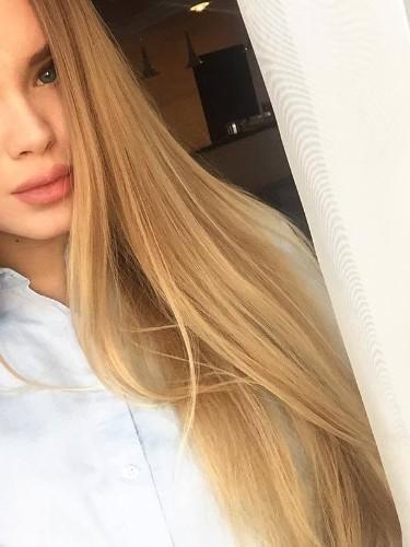 Nina (24) в Москва эскорт - Фото: 2