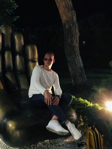 M Atteler (28) в Москва кинки эскорт жиголо - Фото: 1