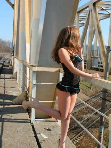 Linda (20) в Санкт-Петербург кинки эскорт - Фото: 5