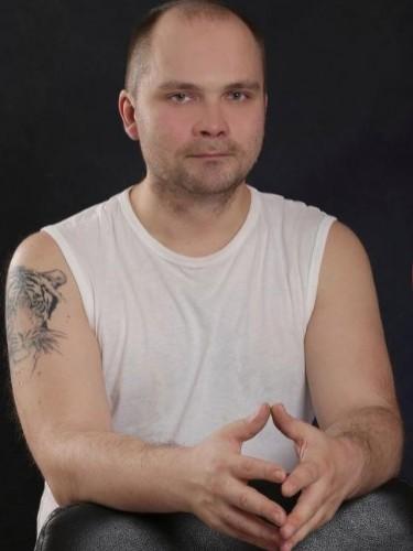 Sergei (21) в Москва эскорт жиголо - Фото: 1