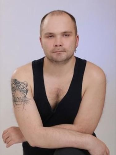 Sergei (21) в Москва эскорт жиголо - Фото: 3
