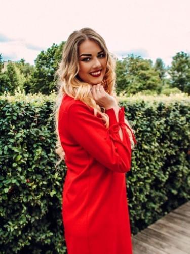 Viktoria (25) в Москва кинки эскорт - Фото: 6