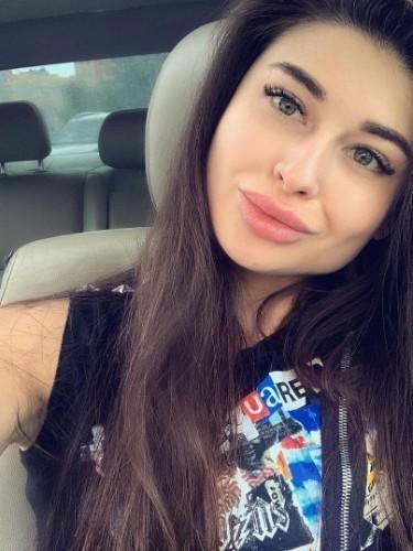 Kristina (25) в Москва эскорт - Фото: 5