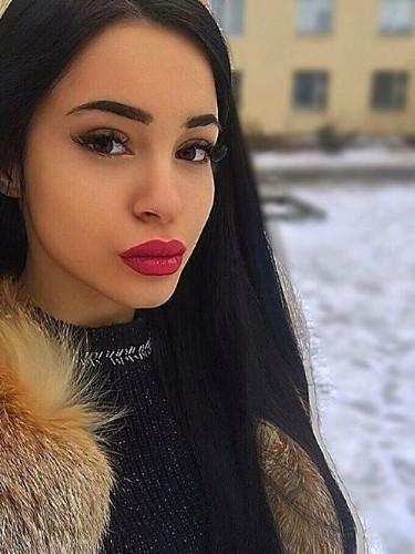 Marina (24) в Москва эскорт - Фото: 5