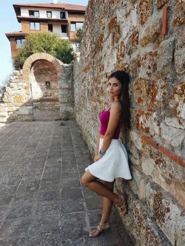 Nancy (18) в Москва кинки эскорт - Фото: 5
