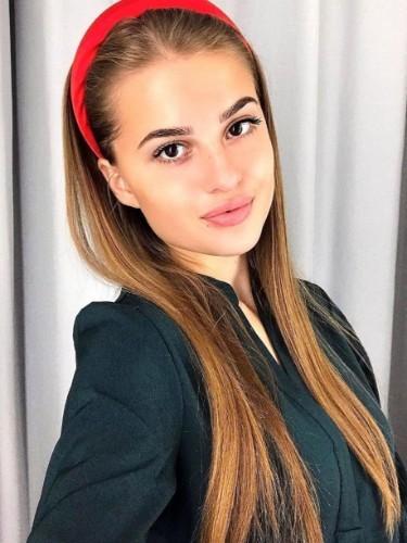 Romy (23) в Москва кинки эскорт - Фото: 1
