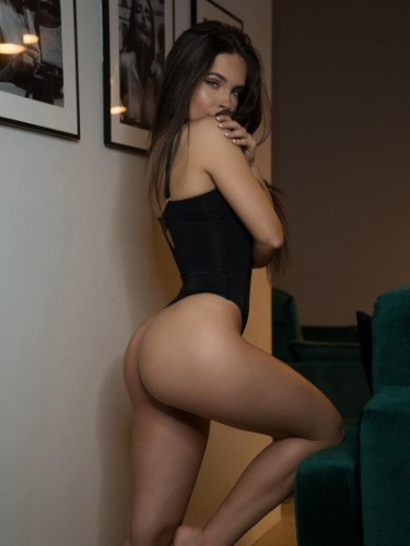 Snejanna (22) в Санкт-Петербург эскорт - Фото: 4