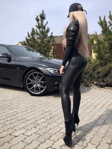 Kira Msk (21) в Москва эскорт - Фото: 4