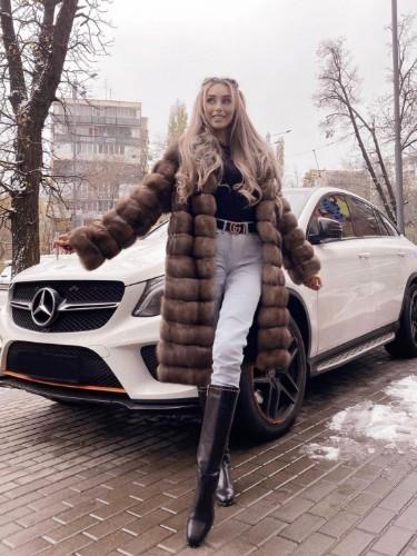 Alina (24) в Москва эскорт - Фото: 3