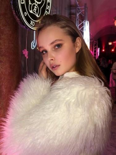 Yana (20) в Москва эскорт - Фото: 4