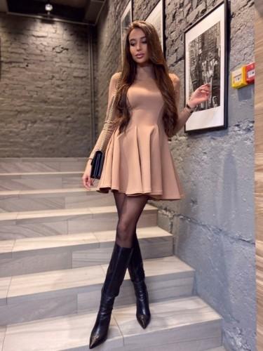 Julia (24) в Москва эскорт - Фото: 6