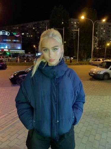 Alina (21) в Москва эскорт - Фото: 5
