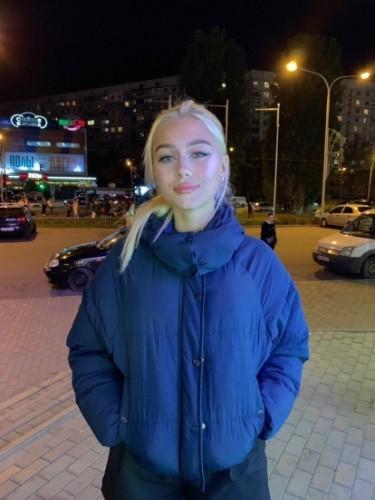 Alina (21) в Москва эскорт - Фото: 3