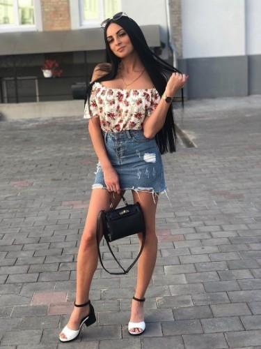 Taniya (24) в Москва эскорт - Фото: 7