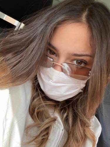 Oksana (22) в Москва эскорт - Фото: 1